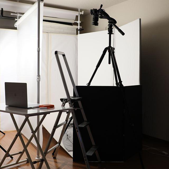 スタジオ撮影