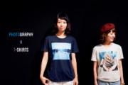 写真Tシャツ フォトTシャツ pictonico